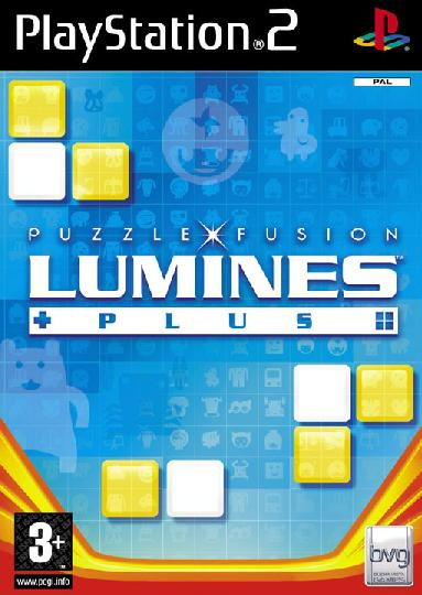 Descargar Lumines Plus [MULTI5] por Torrent